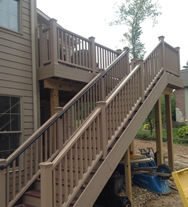 Deck Bloomington IL
