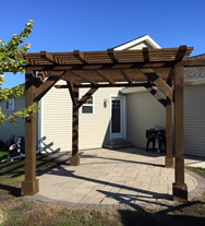 Pergola Bloomington IL